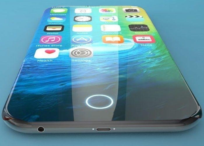 Así será el iPhone 8