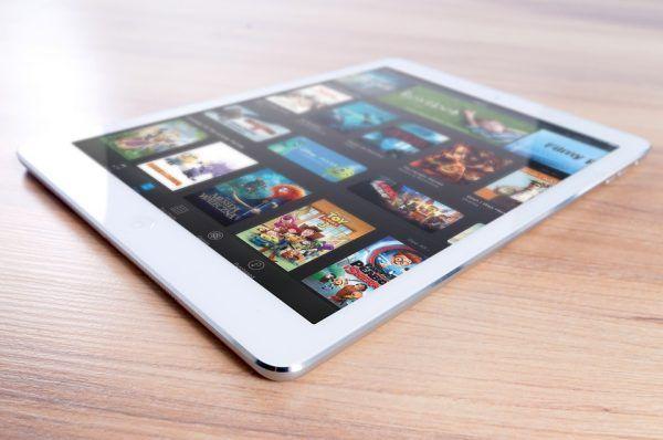 Las aplicaciones más descargadas para tabletas