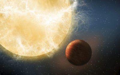 #TalDiaComoHoy se descubre el primer planeta extra solar más parecido a la Tierra