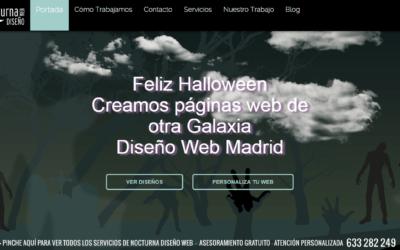 Bienvenidos a nuestro #Halloween