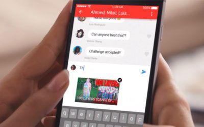 Actualización para compartir vídeos de Youtube en nuestras redes sociales.
