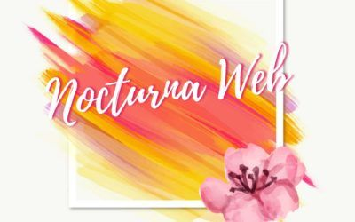 Sol de primavera, nueva colección de Stickers Nocturna Diseño Web