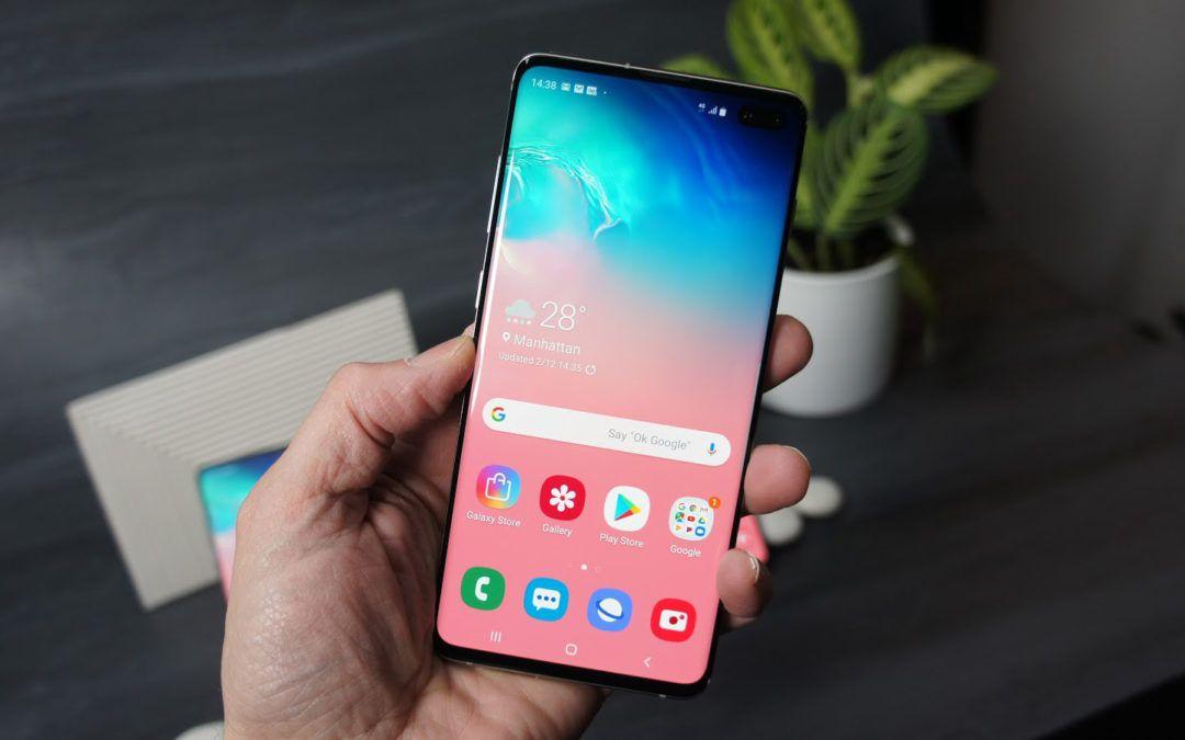 Nuevo Samsung línea S10