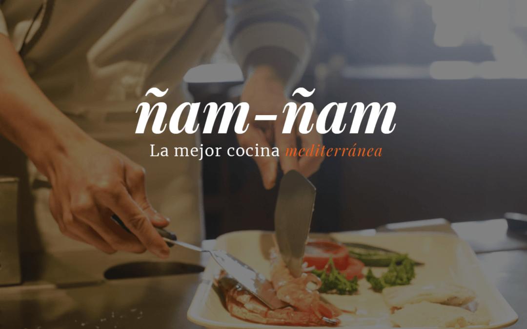 Diseño página web para Restaurante