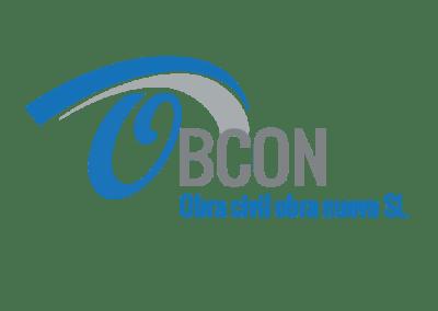 Diseño de Logotipo para empresa Obcon, Obra Civil Obra Nueva