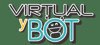 Diseño de Logotipo sencillo para nueva marca tienda online de Robótica Virtual y Bot