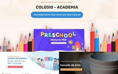 Renueva la Página web de tu Centro de Estudios y presume de Tecnológico