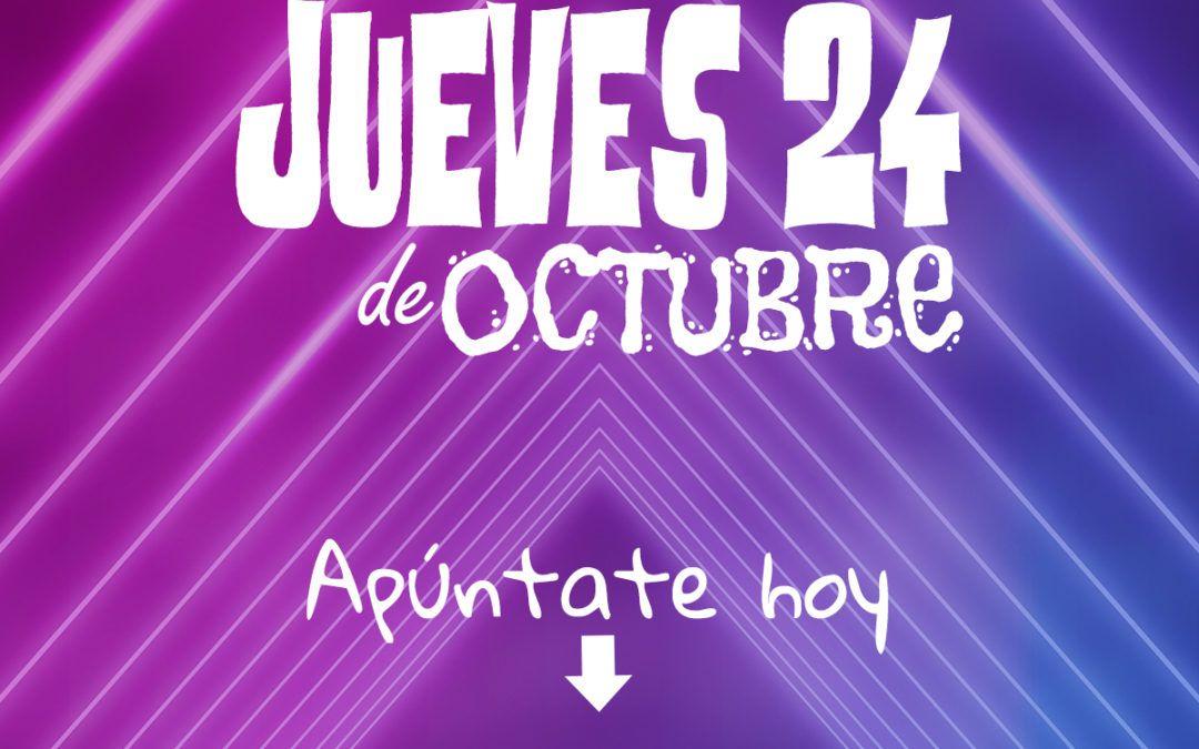 Nuevo Networking en Madrid Chamberí 24 Octubre 2019