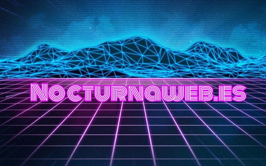 diseño web madrid retro futurismo